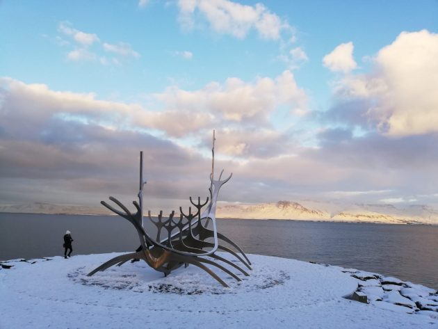 sculpturi islanda