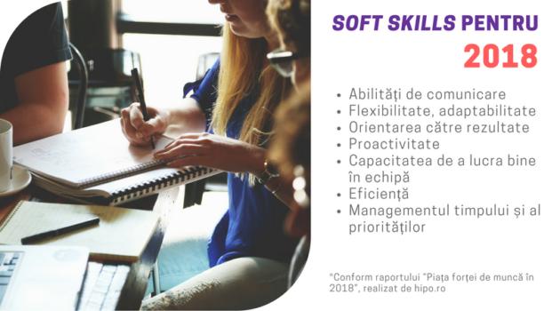 soft skills pentru 2018